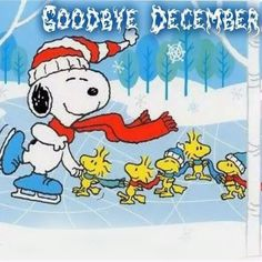 Goodbye December Pictures, Photos, and Images for Facebook, Tumblr, Pinterest, and Twitter