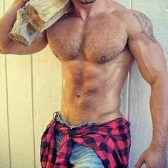 13 Lumbersexuals You'll Lust After