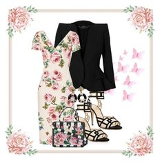 black and Pink Polyvore, Pink, Stuff To Buy, Shopping, Collection, Black, Design, Women, Furniture