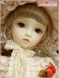 Beautiful Wallpaper Cute Dolls Doll Face Close Up Bjd