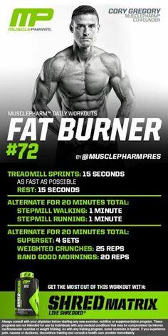 Fat Burner #72