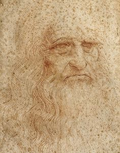 "Autorretrato ""mágico"" de Leonardo da Vinci foi escondido dos nazistas"