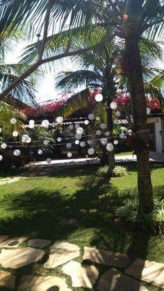 Jardim das mensagens - Decoração by WandaZ
