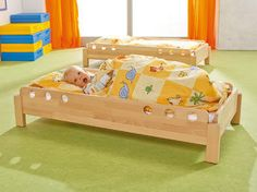 1-person bed / nesting / contemporary / child's unisex - 180985 ...