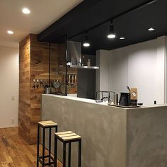 Kitchen / IKEA / Coffee goods / House with a stairwell / Always good! Thank you ♪ / interior example […] Hacienda Kitchen, Farmhouse Style Kitchen, Modern Farmhouse Kitchens, Home Kitchens, Kitchen Ikea, Kitchen Interior, Kitchen Decor, Kitchen Design, Decorating Kitchen