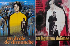 """Movie Poster of the Week: """"Jules et Jim"""" and an Interview with Designer Christian Broutin on Notebook 