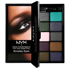 A a beauty addict, I've tried just about every brand under the sun. From Chanel to Wet N Wild. NYX cosmetics are hands down, the best brand for the price. I think it is easily comparable to brands like Urban Decay, who I used to think made the best eyeshadow ever. I don't think that anymore! The NYX 10 color eyeshadow pallette is a must-have, holy grail product. For $11.00, this pallette has some of the best eyeshadow I've ever seen. I just got mine in 'Smokey Eyes'. You should, too!