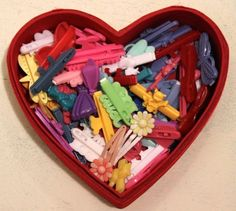 Heart-Shaped Box A care-package checklist for gifting faraway friends.