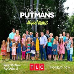Lots Of Love Under 1 Roof! Tune In To Meet The Putmans, Tonight At