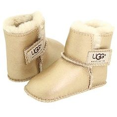 Metallic Uggs for Annabelle