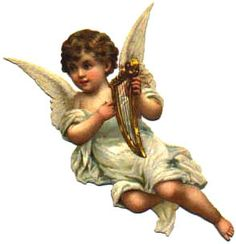 victorian angels   Free Victorian Graphics, beautiful Victorian angels of all kinds, page ...