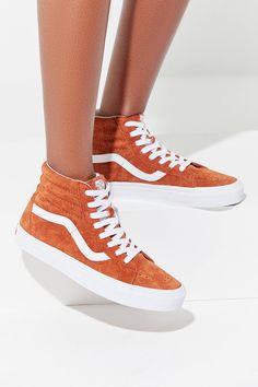 ac0bb9b4eb Vans Sk8-Hi Reissue Suede Sneaker