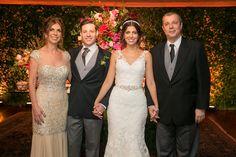 Casamento rústico - Família da noiva - Foto: Marina Fava