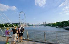 Along the Thames: a step-by-step London itinerary