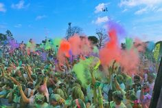 I just signed up for Color In Motion 5K and got a great deal! Who's going to join me for all the fun?
