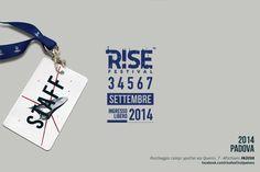 Rise Festival on Branding Served