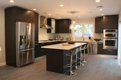 Modern interior kitchen design ideas of 2016 to enhance every home value
