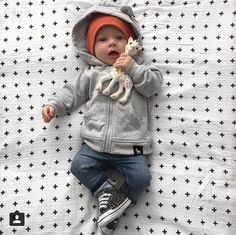 You sought for: newborn baby sneakers! , find a large number of hand made, old, and maybe regarding a class items and items related to each of your seek. Baby Outfits, Outfits Niños, Little Babies, Cute Babies, Baby Kids, Toddler Boys, Baby Baby, Baby Boy Fashion, Kids Fashion