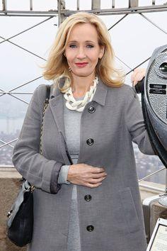 Pin for Later: 35 Célébrités Qui Ont des Racines Françaises J.K. Rowling
