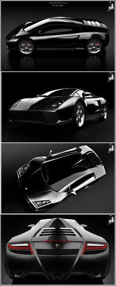 Lamborghini Concept Cars Of The Future Incredible Design - Designs Mag