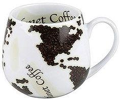 Planet Coffee - snuggle mug