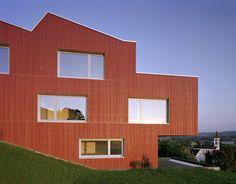 House Uesslingen / Spillmann Echsle Architekten