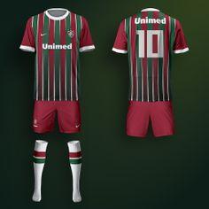 fc91a3fdd4117 Fluminense F. C. alternativo Nike