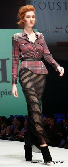 #FASHIONHOUSTON #HauteHippie #TrishWescoat #Spring2014