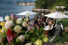 """Classy Lake Como: """"If you want a luxury break on Lake Como, book a room here. Perfect facility, perfect service, spa is amazing and food is excellent. It's also perfectly located to explore the town of Como from. We traveled with 2 kids and although the weather was not perfect there was plenty to keep them entertained. I look forward to returning.""""A review on #TripAdvisor about #CastaDiva #Resort #Spa on #LakeComo  http://bit.ly/1EikmeZ"""
