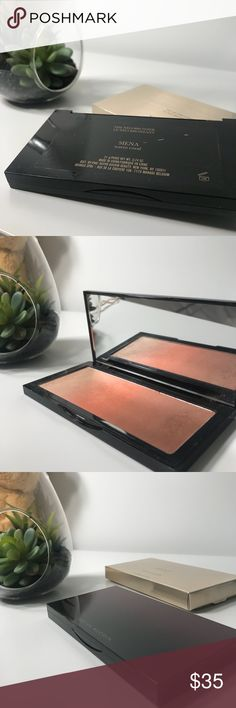 Kevyn Aucoin Neo-Bronzer Only used once. With original box. Bought at $58 + tax, selling price negotiable.  I bought it because it's sooooo pretty! I could not say no to such a beautiful gradient pink plate, with highlight, blush and bronzer inside!! It's too pity that the amazing colors don't work on my face. But it might work on you! Sell it to someone else who would love it. kevyn aucoin Makeup Bronzer