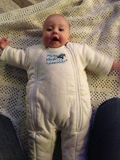 Magic Sleepsuit at Right Start // blog.rightstart.com
