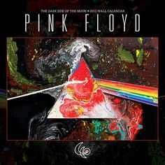 Pink Floyd Wall Calendar: The artistic style of Pink Floyd fills this calendar with photos commemorating the 40th anniversary of 'Dark Side of the Moon'.  http://www.calendars.com/Rock/Pink-Floyd-2013-Wall-Calendar/prod201300001960/?categoryId=cat00090=cat00090