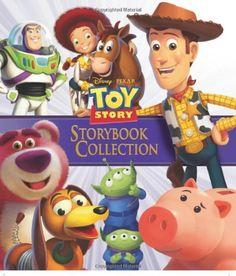 Toy Story Storybook Collection by Annie Auerbach http://www.amazon.com/dp/1423115740/ref=cm_sw_r_pi_dp_wkj9vb0TJV0YY