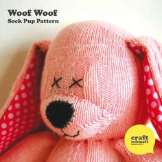 Image of Woof Woof e-Pattern