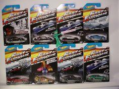 2015 Hot Wheels FAST & FURIOUS Complete SET 8∞NISSAN∞SUPRA∞CHARGER∞SUBARU∞BUICK   eBay
