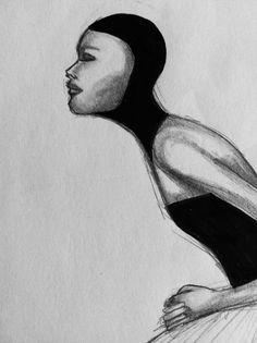 ULTRABODY by Angela Belardo, via Behance