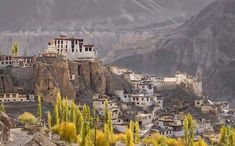 Places to Visit In Leh Ladakh - Lamayuru Monastery