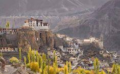 Places to Visit In Leh Ladakh - Lamayuru Monastery