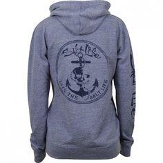 Salt Life Anchor Life Hoodie - Hoodies/Sweatshirts - Clothing - Ladies