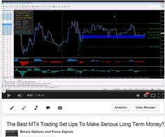 What Are The Best MT4 Trading Set Ups To Make Serious Money
