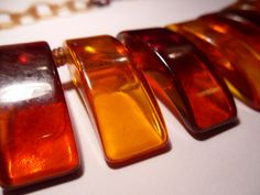 From the Land of MisFit Bakelite Original Necklace by decotini, on etsy
