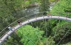 Capilano Suspension Bridge , Vancouver , British Columbia - Bing Images