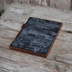 chalkboard tablet