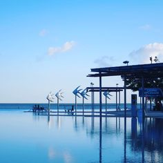 What are your plans this weekend? Why not head to the Cairns Esplanade Lagoon for a swim?