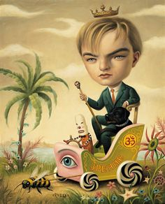 Mark Ryden's style is very distinctive yet controversial. Description from blujasumi.wordpress.com. I searched for this on bing.com/images