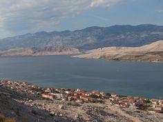 Island Pag, Croatia
