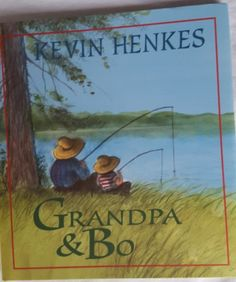 Good book for preschool and early elementary age - particularly for grandfathers and grandsons.