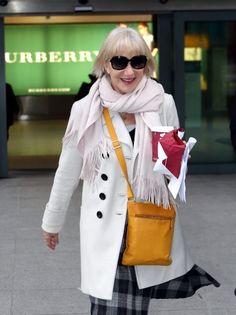 e81e777cf8fa 47 Best Helen Mirren casual looks images