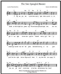The Star-Spangled Banner (Thomas)