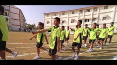 Tula's International School 1st Annual Sports day